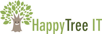 HappyTree IT Logo
