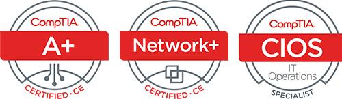 CompTIA Certificates