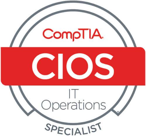CompTIA Certification CIOS